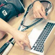 Réservation squash en ligne