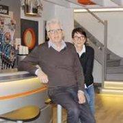 Marie et Jean-Luc Bonétat vous attendent au club de squash des Carnaux.